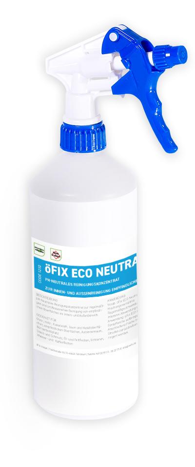 öFix ECO Neutral - 750 ml Sprühflasche