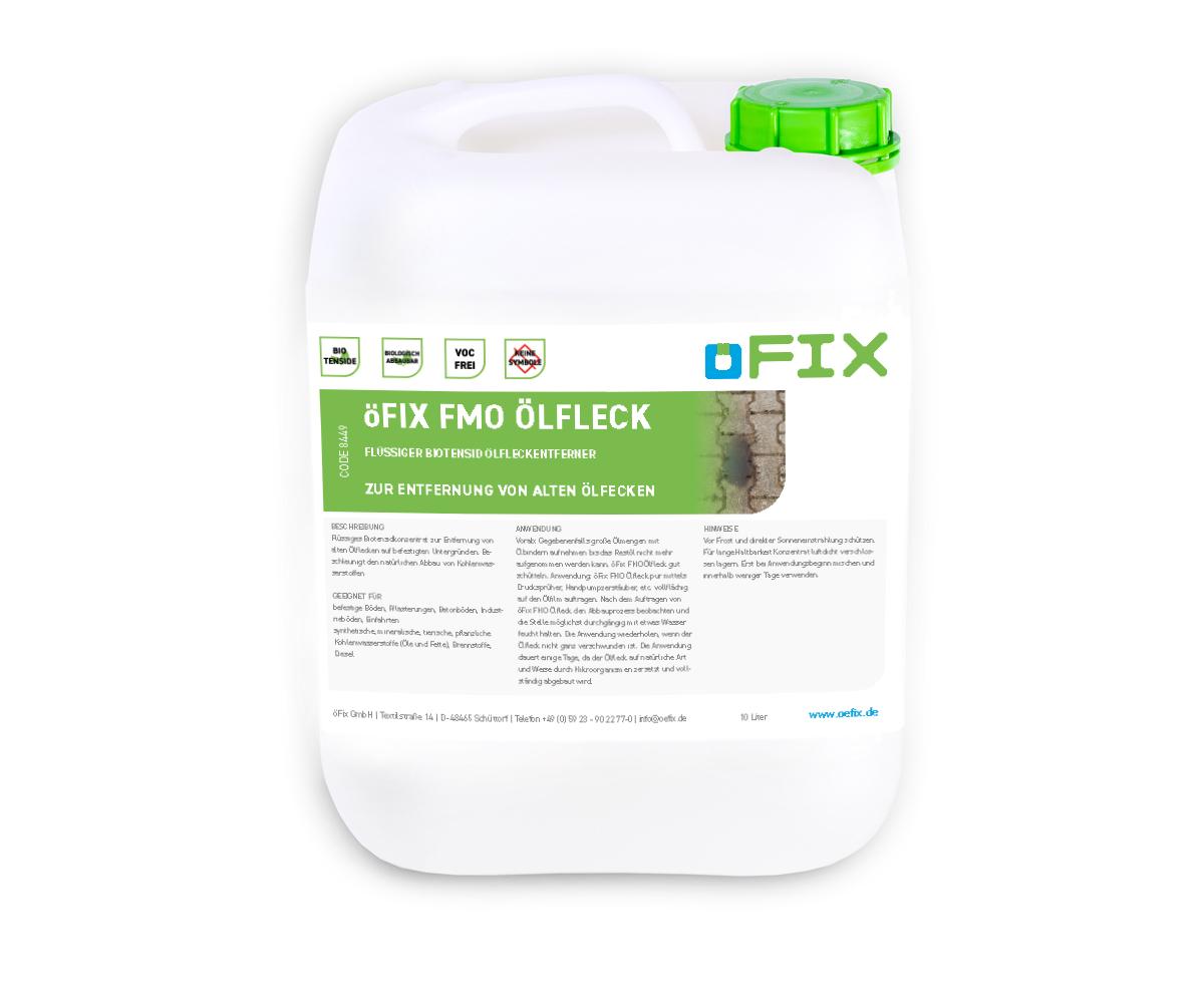 öFix FMO Ölfleck - 10 Liter Kanister
